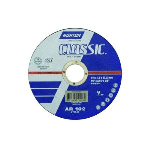 Disco De Corte Classic Ar102 115X1.0X22.23 T41 - NORTON