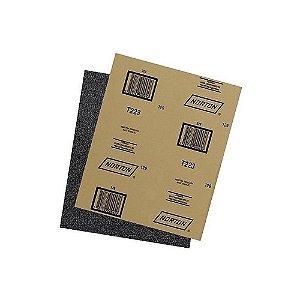 Lixa D'Água  NORTON 100 T223 (50Pcs) - NORTON