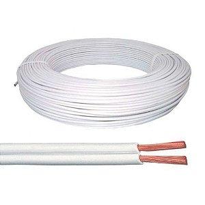 Cordão Paralelo 2X1,50mm (100M) Branco - RN