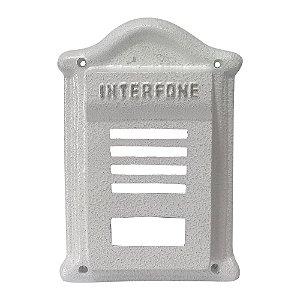 Protetor De Interfone Dama Branco - 2 IRMÃOS
