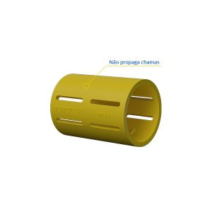 Luva Pressão Eletroduto 32mm C/30 - FORTLEV