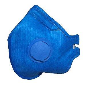 Máscara Pff2 Com Válvula- GRAZIA