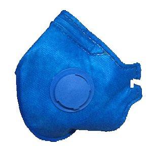 Máscara Pff1 Com Válvula- GRAZIA