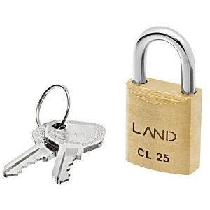 Cadeado LAND 25mm - LAND