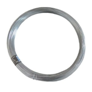 Arame Galvanizado Comercial 18 (1,24mm) Kg - MORLAN