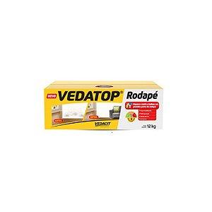 Vedatop Rodape 12Kg - VEDACIT