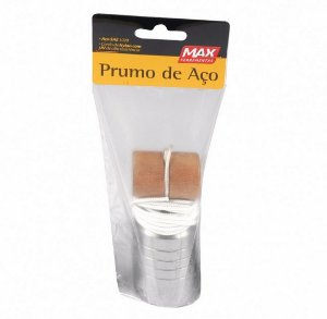 Prumo De Parede 900 Grs - MAX FERRAMENTAS