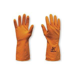Luva Látex Orange T8 M - KALIPSO