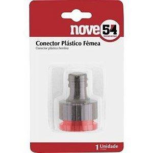 Conector Plástico Fêmea - 954