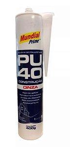 Pu 4040 Cinza 400g - MUNDIAL PRIME