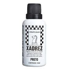 Corante Xadrez Preto 50ml - SHERWIN-WILLIAMS