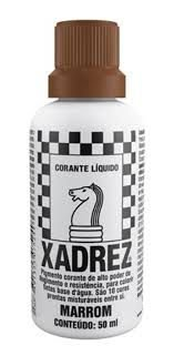 Corante Xadrez Marrom 50ml - SHERWIN-WILLIAMS