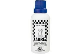 Corante Xadrez Azul 50ml - SHERWIN-WILLIAMS