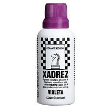 Corante Xadrez Violeta 50ml - SHERWIN-WILLIAMS