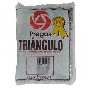 Pregos 10X10(1 Kg)  - TRIÂNGULO