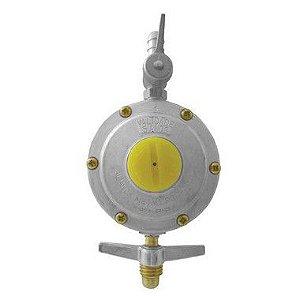 Regulador De Gás 504/01 Com Mangueira 80cm - ALIANÇA