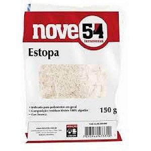 Estopa Branca Polimento C/150G - 954