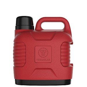 Garrafao Termolar 5 litros Vermelho - TERMOLAR