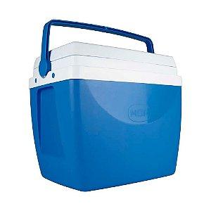Caixa Térmica 34L Azul - MOR