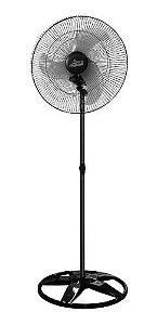 Ventilador De Coluna Premiun Aço Preto 60cm - VENTI-DELTA