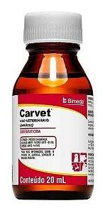 Carvet 20 ML (Carrapaticida, Sarnicida e Pulicida à Base de Amitraz) - BIMEDA