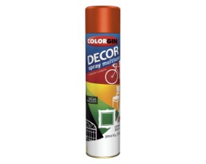 Tinta Spray Decor Laranja - SHERWIN-WILLIAMS