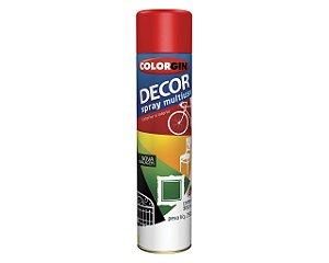 Tinta Spray Decor Vermelho - SHERWIN-WILLIAMS