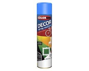 Tinta Spray Decor Azul Medio - SHERWIN-WILLIAMS