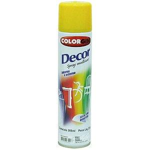 Tinta Spray Decor Amarelo - SHERWIN-WILLIAMS