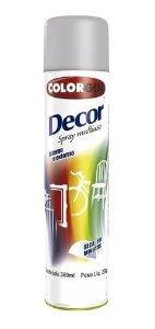 Tinta Spray Decor Alumínio - SHERWIN-WILLIAMS