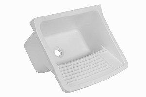 Tanque Plastico Lavar Roupa 34L - ASTRA