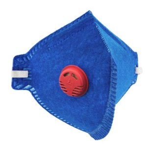 Máscara Pff1 Com Válvula -  DELTAPLUS