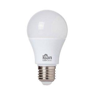 Lampada Bulbo Led 12W E27 6500K - KIAN
