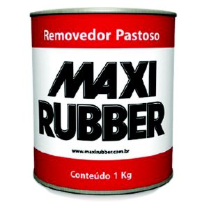 Removedor Pastoso 1 KG - MAXI RUBBER