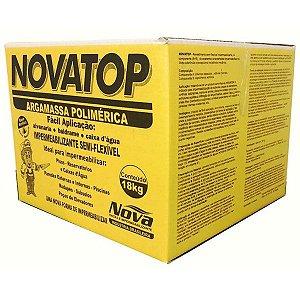 Novatop Argamassa 18 kg - NOVA
