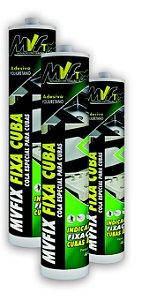 Fixa Cuba Cinza 400Gr - SELAMAIS
