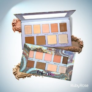 Paleta Perfect Me Ruby Rose Corretivo contorno HB-7509 Light