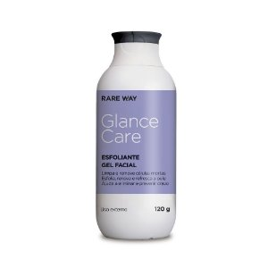 Glance Care Esfoliante Gel Facial 120ml Rare Way