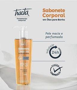 SABONETE CORPORAL EM ÓLEO PARA BANHO / TRACTA