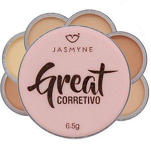 CORRETIVO GREAT - COR 03 / JASMYNE