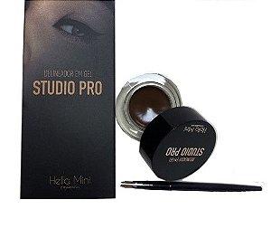 DELINEADOR EM GEL STUDIO PRO - COR 02 / HELLO MINI