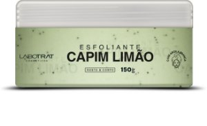 ESFOLIANTE CAPIM LIMÃO 150g / LABOTRAT
