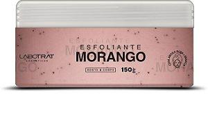 ESFOLIANTE MORANGO 150g / LABOTRAT