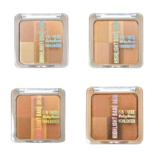 HIGHLIGHT BARE SKIN 6 IN 1 NUDE / RUBY ROSE