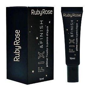 PRIMER FIXADOR FIX & FINISH / RUBY ROSE
