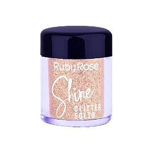 GLITTER SOLTO SHINE - BRONZE / RUBY ROSE