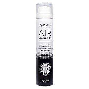 Fixador de Maquiagem Air Primer 2 em 1 - 60g - Dailus