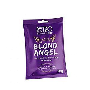 Retrô Cosméticos Blond Angel Máscara Sachê 30g