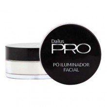 Pó Iluminador Facial Dailus Pró Nº 04.