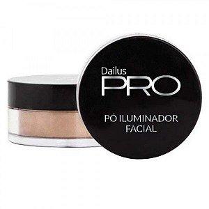 Pó Iluminador Facial Dailus Pró Nº 06.